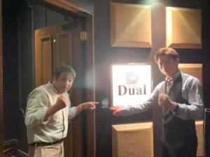 Dualさん、「エコキメラ」の施工完了済のシールを貼らせて頂きました。