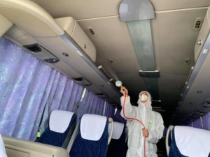 (株)フナモコーポレーションは神戸市のバスとタクシーを守ってます。